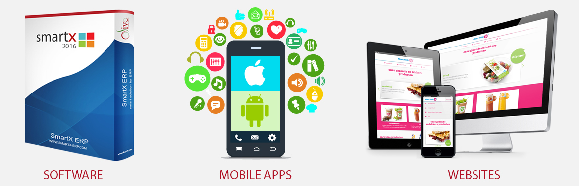 Olivo Technologies - Software,Mobile App,Websites